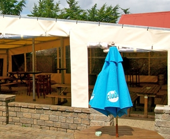 Beer Garden Covers