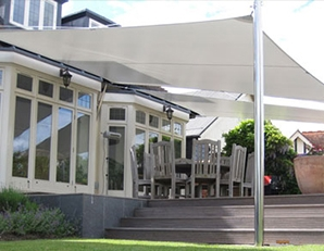 Garden canopy and outdoor custom cover specialist Cunninghams